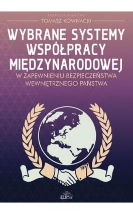 Wybrane systemy współpracy międzynarodowej - Ebook - 9788380172494
