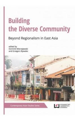 Building the Diverse Community - Ebook - 978-83-8088-153-2