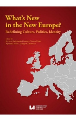 What's New in the New Europe? - Ebook - 978-83-8142-286-4