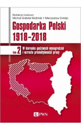 Gospodarka Polski 1918-2018 tom 2 - Ebook - 978-83-01-20968-1