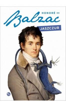Jaszczur - Honoré de Balzac - Ebook - 978-83-7779-551-4