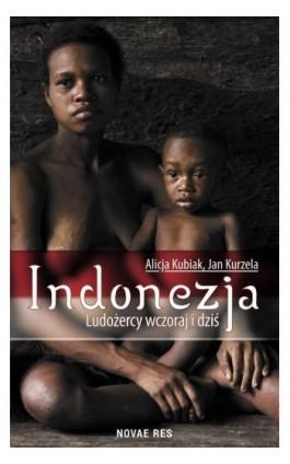 Indonezja - Alicja Kubiak - Ebook - 978-83-8083-984-7