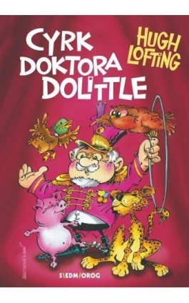 Cyrk doktora Dolittle - Hugh Lofting - Ebook - 978-83-66251-60-1