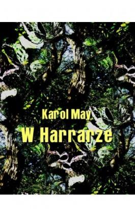 W Harrarze - Karol May - Ebook - 978-83-7950-456-5
