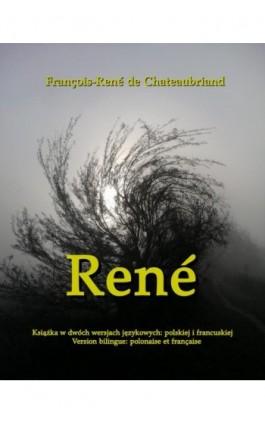 René - François-René De Chateaubriand - Ebook - 978-83-8064-664-3