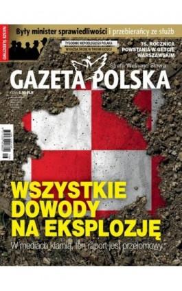 Gazeta Polska 18/04/2018 - Ebook
