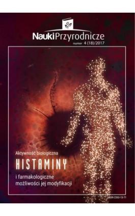 Nauki Przyrodnicze Nr 4 (18)/2017 - Aleksandra Łoś - Ebook