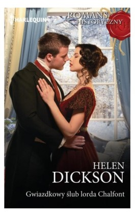Gwiazdkowy ślub lorda Chalfont - Helen Dickson - Ebook - 978-83-276-4038-3