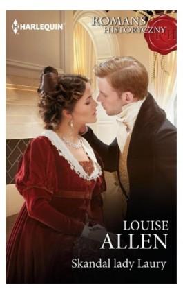 Skandal lady Laury - Louise Allen - Ebook - 978-83-276-4047-5