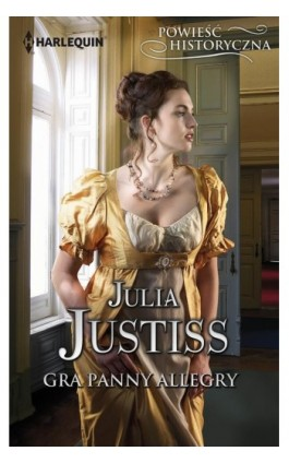 Gra panny Allegry - Julia Justiss - Ebook - 978-83-276-4248-6