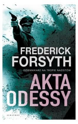 AKTA ODESSY - Frederick Forsyth - Ebook - 978-83-8125-714-5