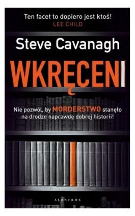 WKRĘCENI - Steve Cavanagh - Ebook - 978-83-8125-756-5