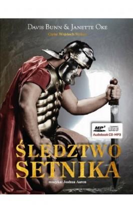 Śledztwo Setnika - Janette Oke - Audiobook - 978-83-953838-0-9