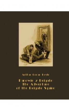 Panowie z Reigate. The Adventure of the Reigate Squire - Arthur Conan Doyle - Ebook - 978-83-7950-620-0