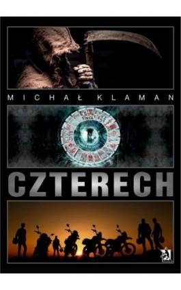 Czterech - Michał Klaman - Ebook - 978-83-8119-503-4