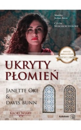 UKRYTY PŁOMIEŃ - Janette Oke - Audiobook - 978-83-953838-9-2