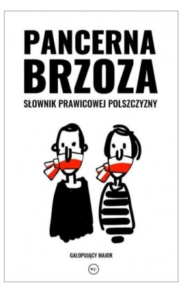 Pancerna brzoza - Galopujący Major - Ebook - 978-83-66232-61-7