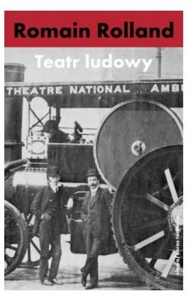 Teatr ludowy - Romain Rolland - Ebook - 978-83-7453-363-8