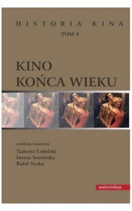 Kino końca wieku. - Ebook - 9788324229291