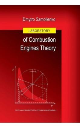 Laboratory of Combustion Engines Theory - Dmytro Samoilenko - Ebook - 978-83-7814-964-4