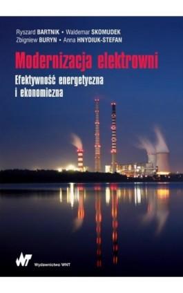 Modernizacja elektrowni - Ryszard Bartnik - Ebook - 978-83-01-20814-1