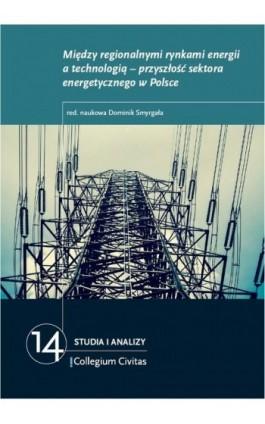 Między regionalnymi rynkami energii a technologią – przyszłość sektora energetycznego w Polsce - Ebook - 978-83-61067-35-1