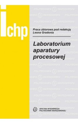 Laboratorium aparatury procesowej - Leon Gradoń - Ebook - 978-83-7814-943-9