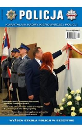 Policja 4/2016 - Praca zbiorowa - Ebook