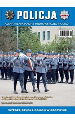 Policja 2/2018 - Praca zbiorowa - Ebook