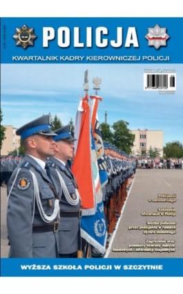 Policja 2/2017 - Praca zbiorowa - Ebook