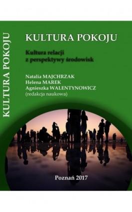 Kultura relacji z perspektywy środowisk - Ebook - 978-83-65096-66-1