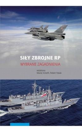 Siły zbrojne RP. Wybrane zagadnienia - Ebook - 978-83-231-4155-6