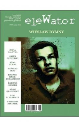 eleWator 26 (4/2018) - Wiesław Dymny - Praca zbiorowa - Ebook