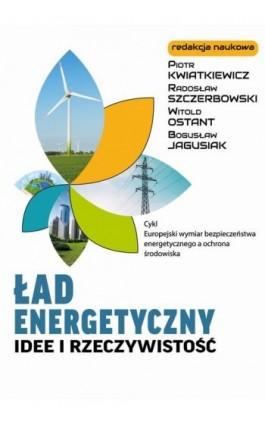 Ład energetyczny Idee i rzeczywistość - Piotr Kwiatkiewicz - Ebook - 978-83-64541-36-0