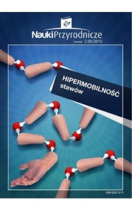 Nauki Przyrodnicze nr 2 (8)/2015 - Magdalena Gos - Ebook