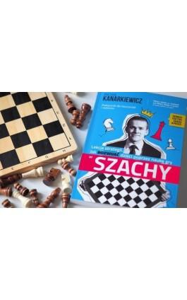 Lekcja Strategii. Jak rozwijać dzieci poprzez naukę gry w szachy. - Michał Kanarkiewicz - Ebook - 978-83-949998-7-2