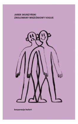Zrolowany wrześniowy Vogue - Jarek Skurzyński - Ebook - 978-83-66571-01-3
