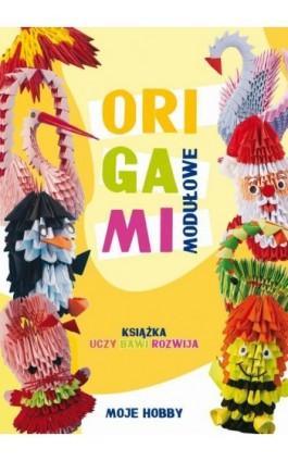 Origami modułowe - Zofia Wodzyńska - Ebook - 978-83-8114-731-6