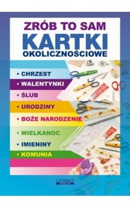 Kartki okolicznościowe - Agnieszka Zientek - Ebook - 978-83-8114-782-8