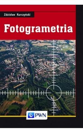 Fotogrametria - Zdzisław Kurczyński - Ebook - 978-83-01-19135-1