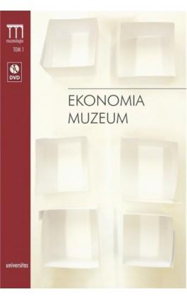 Ekonomia muzeum - Ebook - 978-83-242-1565-2