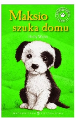 Maksio szuka domu - Holly Webb - Ebook - 978-83-7895-453-8