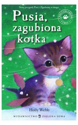 Pusia zagubiona kotka - Holly Webb - Audiobook - 978-83-7895-478-1