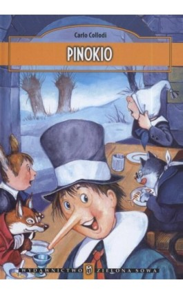 Pinokio - Carlo Collodi - Ebook - 978-83-7895-249-7