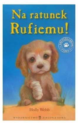 Na ratunek Rufiemu - Holly Webb - Ebook - 978-83-265-0657-4