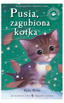 Pusia zagubiona kotka - Holly Webb - Ebook - 978-83-7895-390-6