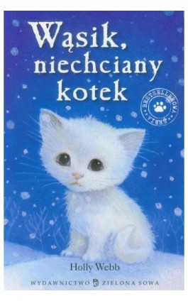 Wąsik niechciany kotek - Holly Webb - Ebook - 978-83-7612-718-7