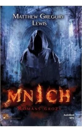 Mnich - Matthew Gregory Lewis - Audiobook - 978-83-60313-90-9