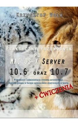 Praktyczny przewodnik po MAC OS X Server 10.6 oraz 10.7 - Krzysztof Wołk - Ebook - 978-83-933996-8-0
