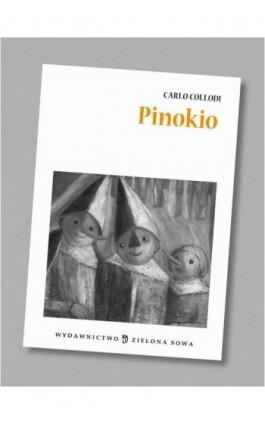 Pinokio audio opracowanie - Carlo Collodi - Audiobook - 978-83-265-0572-0